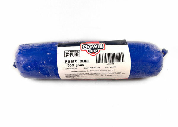 Gowill pure series 500g 100% paard