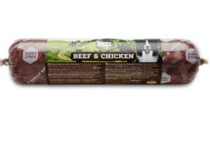 beef en chicken raw4dogs